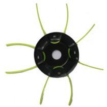 Катушка для мотокос универсальная, все модели, металл (паук) - TRÉSZER