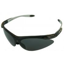 Очки защитные серые для работы с бензопилой и мотокосой