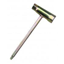Ключ свечной к бензопиле и мотокосе 13х19 с звездочкой TORX27