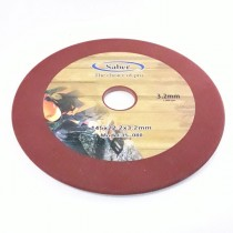 Абразивный диск для заточки пильных цепей 145х22,2х3,2