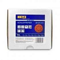 Набор шлифовальных кругов S&R 234-125-070 70 шт.