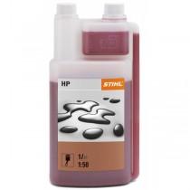 Масло моторное STIHL HP минеральное - 1л с дозатором