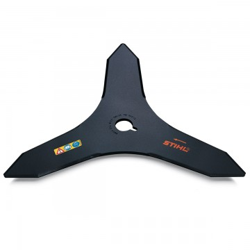 Нож на мотокосу 3-х зубый диаметром 300мм, STIHL